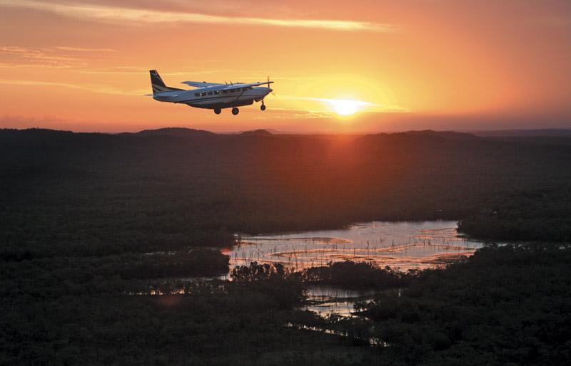 Private jet Australia