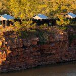 El Questro Homestead - cliff side