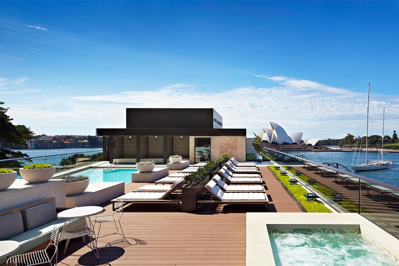 Luxury Hotel in Sydney
