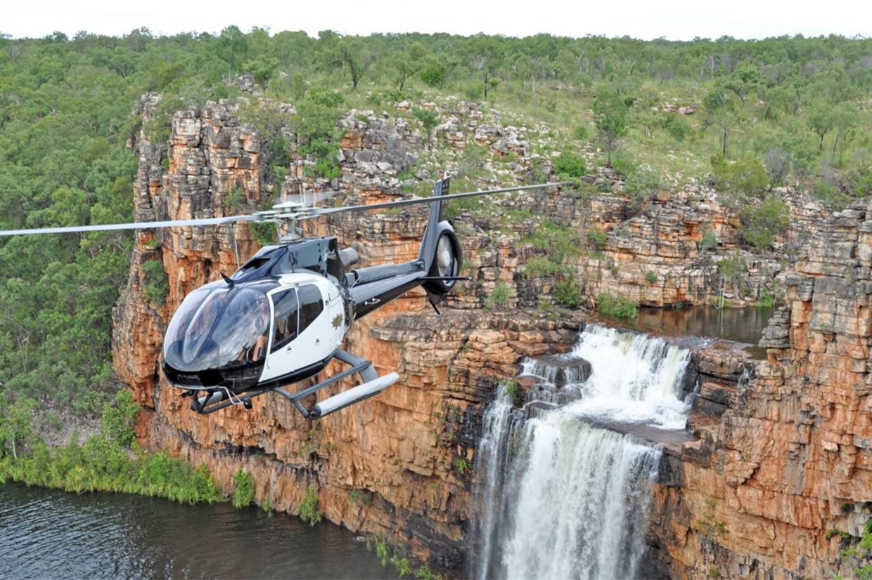 Helicopter Adventures Safaris
