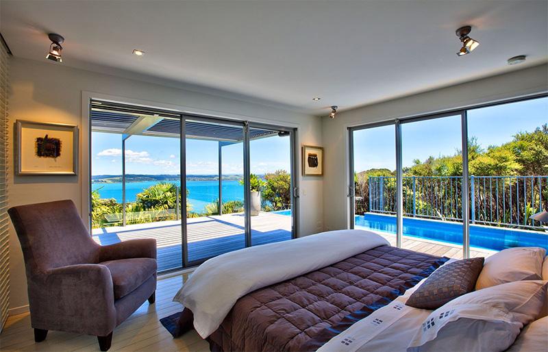 Luxury suites at Eagles Nest