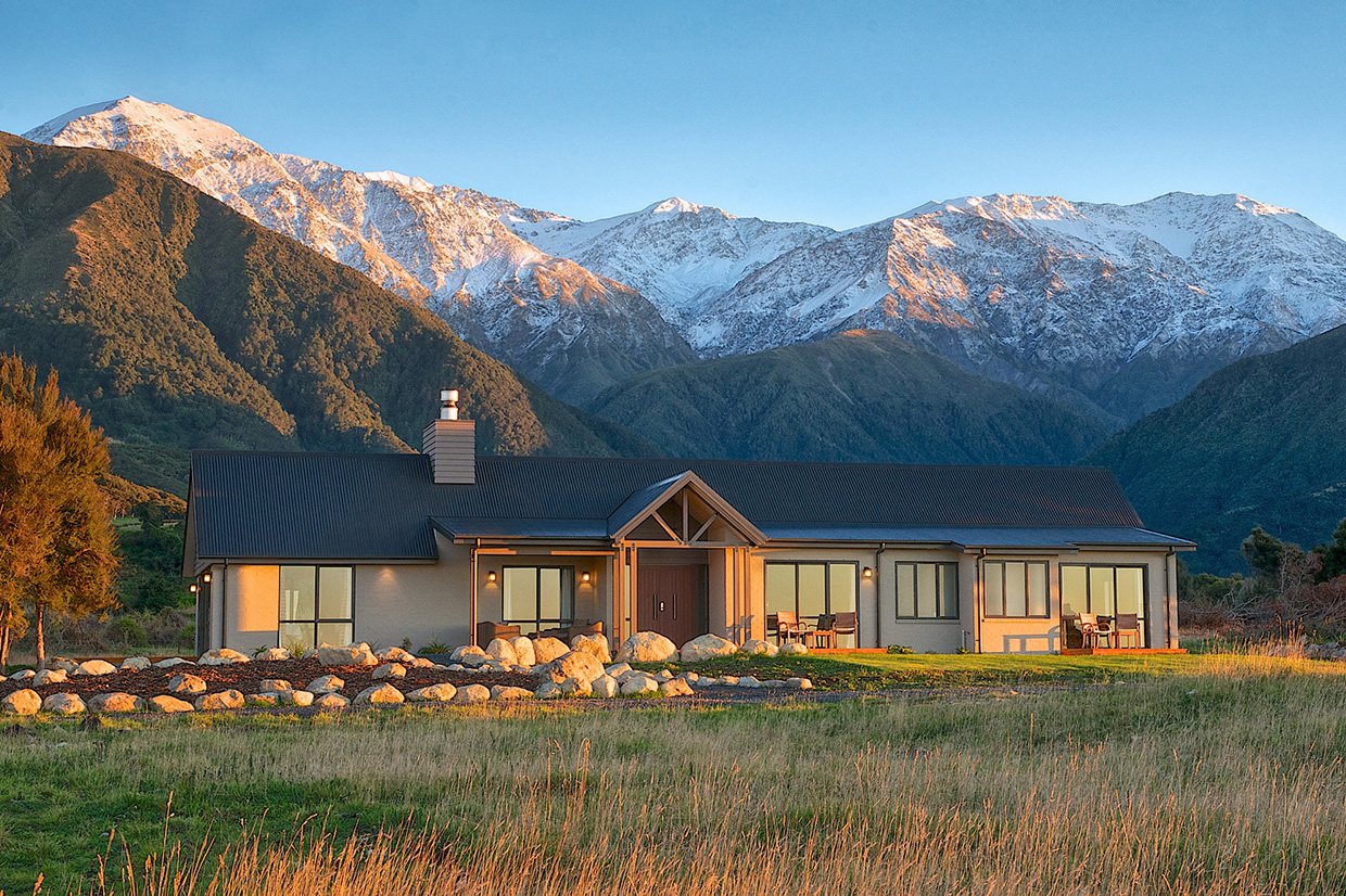 Breakfast and dining experience in Kaikoura