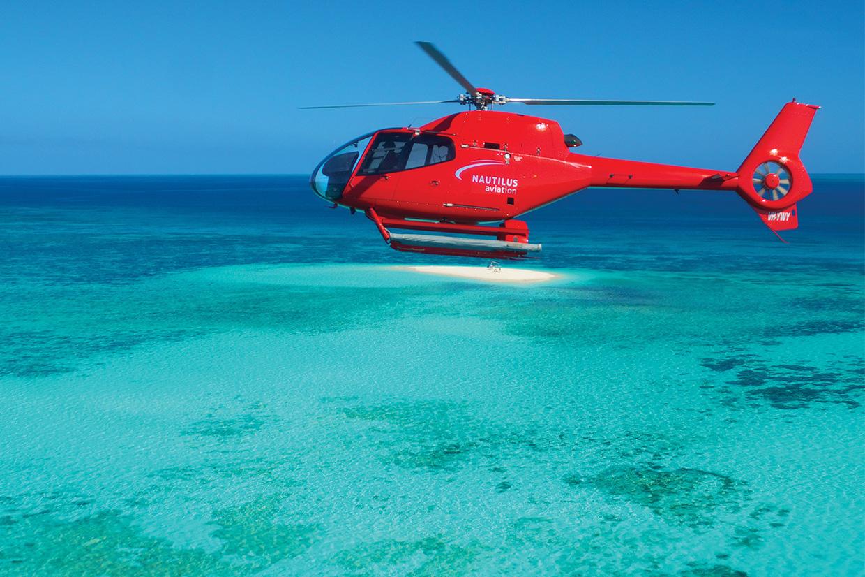 Luxury Helicopter Adventure Australia