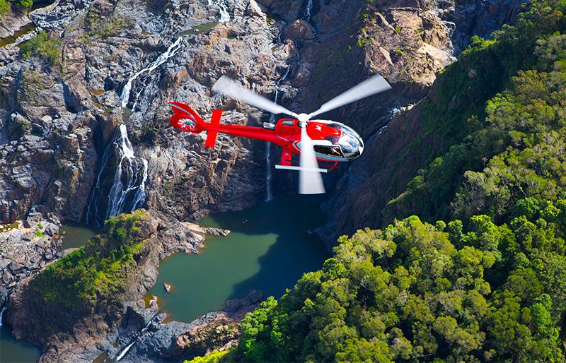 Luxury Transfert in Helicopter