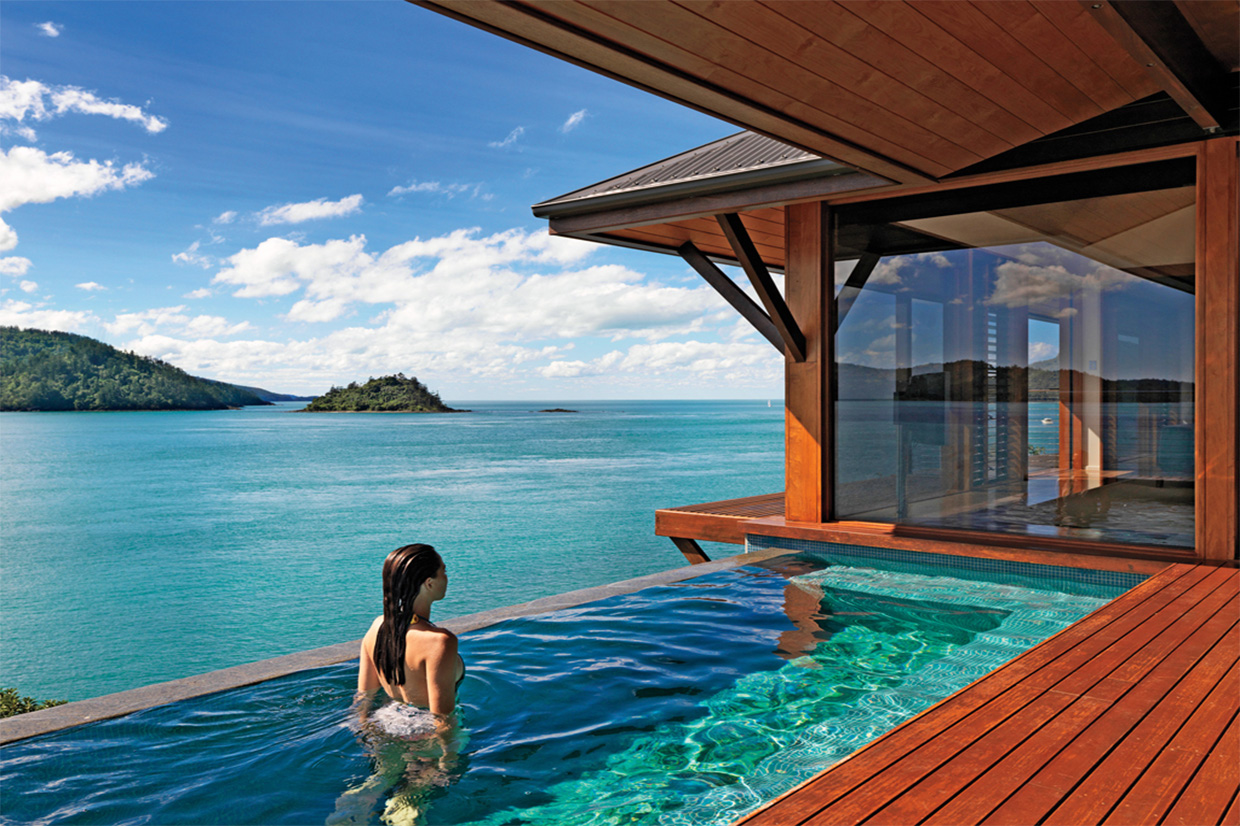 Qualia Luxury Tailor Made Travel Australia By Across
