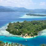 Tavanipupu Resort Solomon Islands sky view