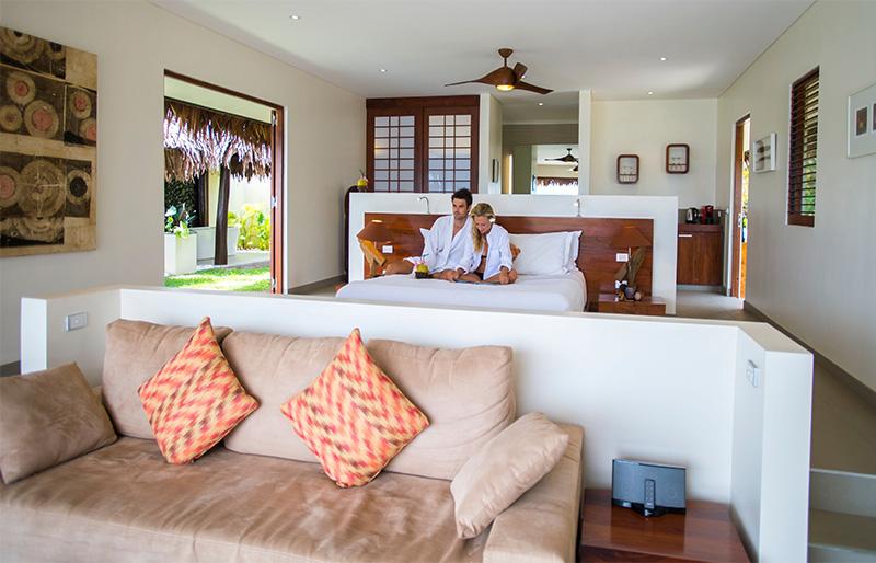 Luxury suites at The Havannah